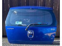 Hyundai i10 2013 Sapphire Blue Met WGM Panels Doors Tailgate Bumpers Wing