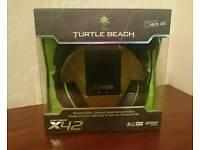 New Xbox Turtle Beach X42 Wireless Headset