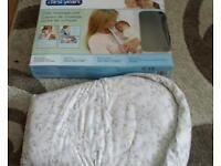 Colic massage pad
