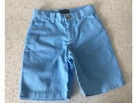Kids 'Ralph Lauren' Chino Shorts - Worn Once