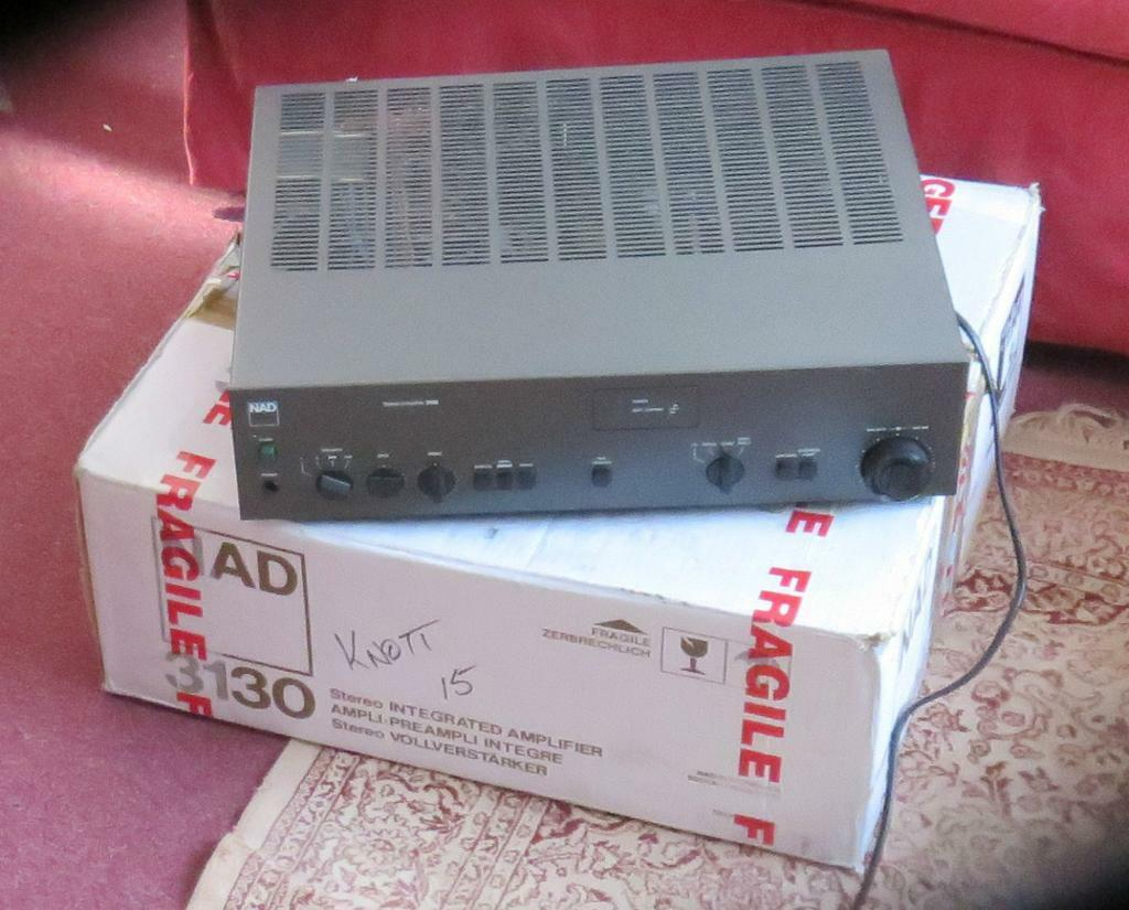 Nad 3130 Amplifier For Repairs In Cambridge Cambridgeshire Gumtree 240w Mosfet
