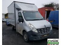 2011 Renault Master Box ***BREAKING FOR SPARE PARTS ONLY***