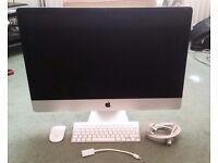"""iMac 27"""" Retina 5K, i5, 3.5ghz Quad Core, 24GB RAM, 1TB HD, MD Radeon R9 M290X 2048 Graphics card"""