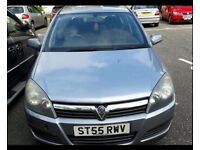 Vauxhall astra. 1 Year MOT. only 80,000miles