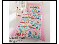 Love To Dream Duvet Set