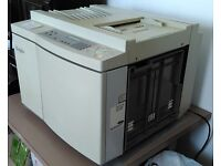 Duplo DP-2030 digital duplicator (with a spare drum) and roll master for sale