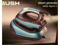 Bush steam generator