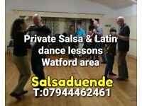 Dance lessons Salsa and Latin dance, privates