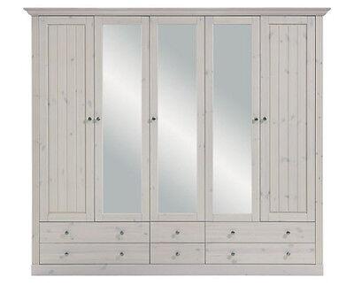 kleiderschrank massivholz. Black Bedroom Furniture Sets. Home Design Ideas