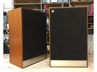 Vintage Mordaunt Short Pageant Series 2 Speakers. Upgraded Crossover.