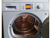 BOSCH EcoLogixx7 Heat Pump/Self Cleaning Condenser Dryer--RPR £650!!!