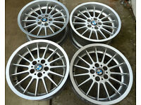 OEM Genuine 18'' BMW alloy wheels * Styling 32 * Staggered * 5x120