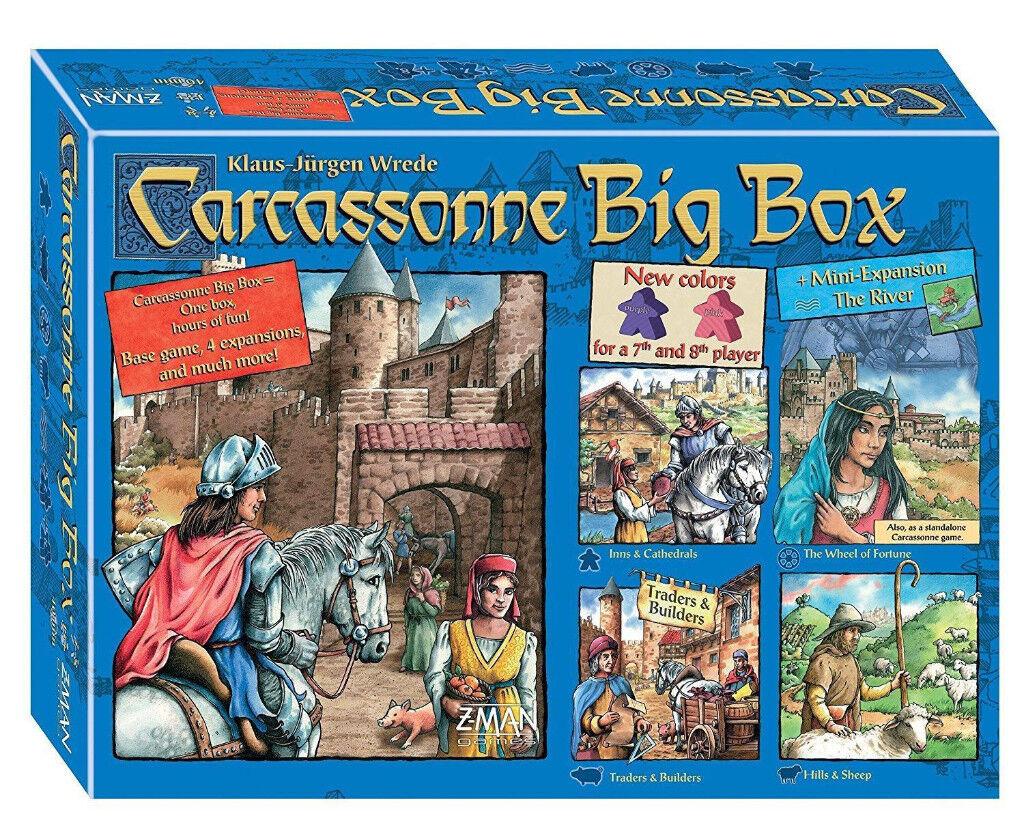Carcassonne Big Box 1 In Weston Super Mare Somerset Gumtree