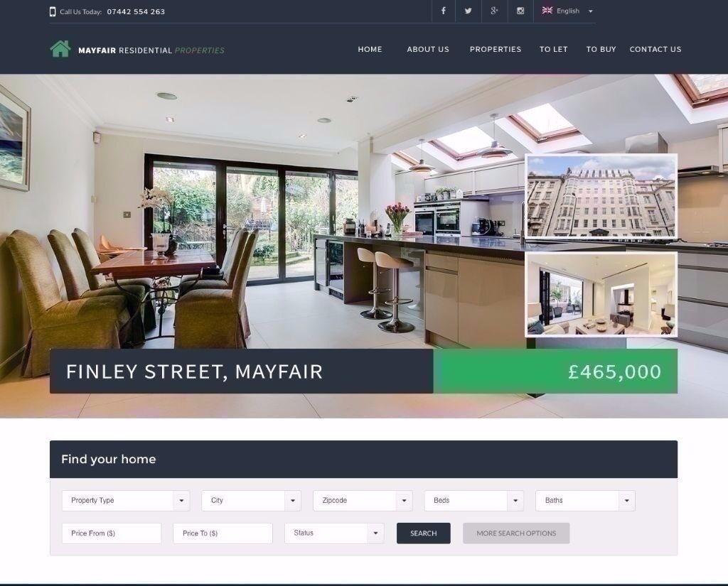 High Quality Website Design Services