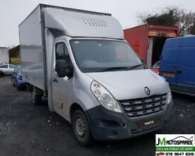 2011 Renault Master Box **Breaking For Parts Only**