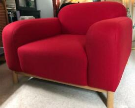 MADE Brady Armchair 'wrapped in comfort'