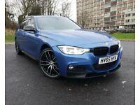 2015 BMW, 3 SERIES, Saloon, Semi-Auto, 2993 (cc), 4 doors