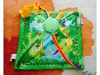 Baby play gym / mat