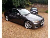 BMW 320d e92 M Sport Auto vgc!