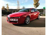 Alfa Romeo 159 Ti 1.9 JTDM 150 BHP