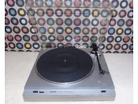 SHARP RP-10 Semi-Automatic Belt-Drive Turntable with New Stylus and Belt.