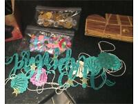 Mermaid/Under The Sea/Pirate Party stuff