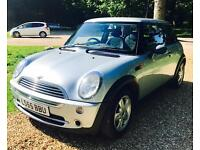 Stunning mini one low mileage only 39k with new mot in mint condition