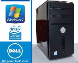 DELL VOSTRO 200 COMPUTER TOWER DESKTOP PC INTEL DUAL CORE 4GB DDR2 160GB HDD