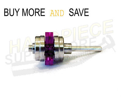 Set Of 3 New Midwest Stylus Push Button Turbines - Dental Handpiece