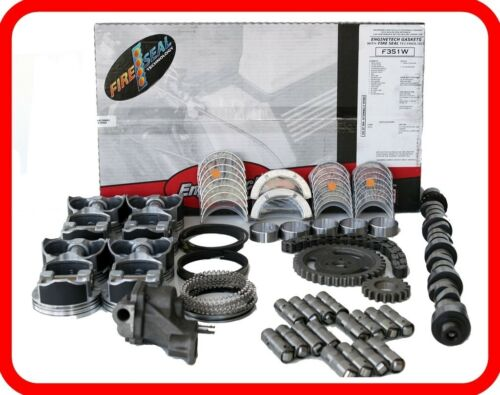 05-06 Chevy Avalanche Express 325 5.3l Ohv V8  Master Engine Rebuild Kit
