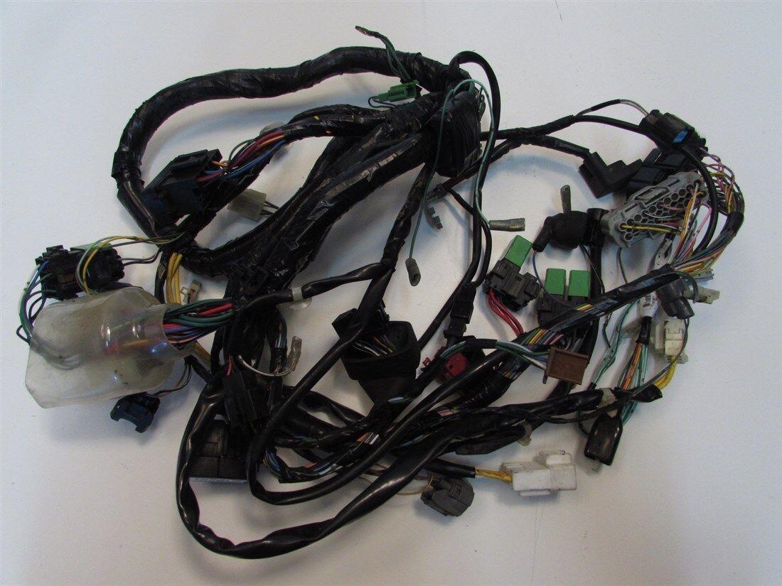 Wiring Harness Wire Main Loom Fsc600d Silver Wing