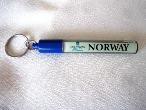 S/S NORWAY -- Floaty Ship Key Chain -- Norwegian Cruise Line