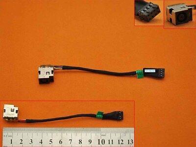DC Jack Strombuchse Ladebuchse Power DC IN Kabel komp. für HP Pavilion G6-2000 ()