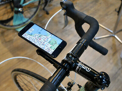 Garmin Edge Phone Adapter / CNC Aluminum Mount Sticker for Bicycle Garmin Stick