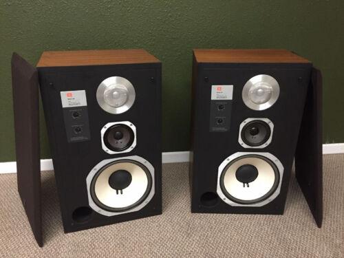 JBL L96 3 Way Vintage Legendary Speakers Look And Sound Great HPM Jubal 250