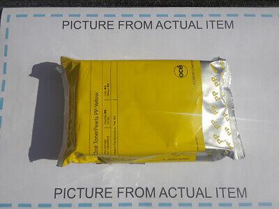 Oce Colorwave Yellow Toner Pearls Pp Poster Printer Oem