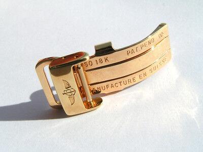 Breitling K14D3N 14mm Faltschliesse Buckle neu Gold GG 750 18K NP ca. 2.500 €uro