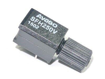 Sfh250v Avago Plastic Fiber Optic Photodiode Detector  1 Pcs