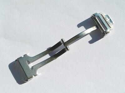 Baume & Mercier 18mm Faltschliesse Stahl buckle Steel I609