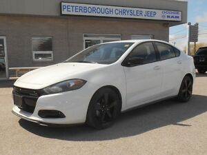 2015 Dodge Dart RALLYE PACKAGE