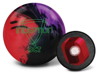 15lb 900 Global INCEPTION DCT Solid Reactive Bowling Ball New