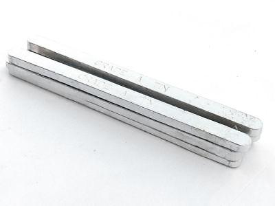 Tin Bars 99.9 Pure 2 Pounds Raw Tin Metal Bar