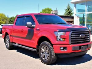 2016 Ford F-150 XLT SuperCrew 6.5-ft. Bed 4WD FX4