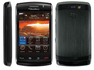 VERIZON BlackBerry touchscreen New Storm 2 9550 Smartphone Cell Phone Wifi