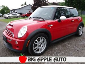 2005 Mini Cooper S, Supercharged, Sunroof