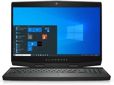 Dell Alienware M15 i7-8750H 6 Core 16Gb 256Gb SSD 1Tb HDD RTX 2070 8Gb Win10