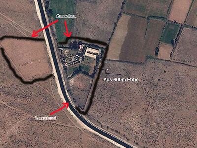 Nordafrika -Grundstück mit Wohngebäude (Verkauf)