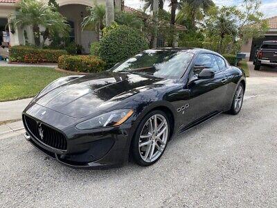 2015 Maserati Gran Turismo Sport $142K MSRP! LOW MILES* RARE RED INTERIOR! Wholesale Luxury Cars 2015 Maserati GranTurismo Sport RWD V8 RARE Red Interior