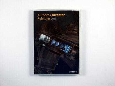 Autodesk Inventor Publisher 2012 für Windows (Einzelplatzlizenz)
