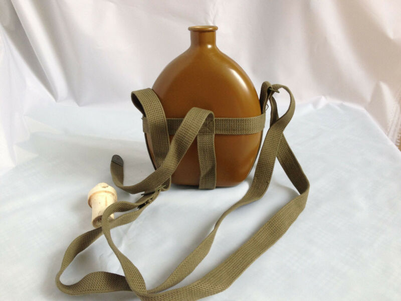 WWII Imperial Japanese Army IJA Amary Military Canteen - JP005